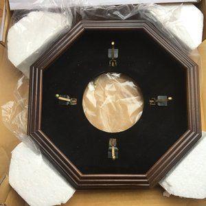 Collector Plate Frame - Van Hygen & Smythe Octagon